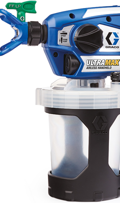 Airless Meier - Graco Ultra Handheld